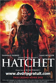 Telecharger Hatchet III DVDRiP