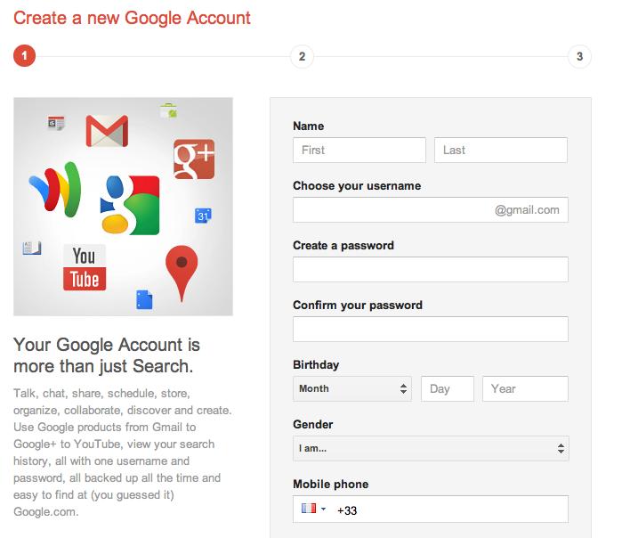 Как сделать аккаунт в гугле на планшете
