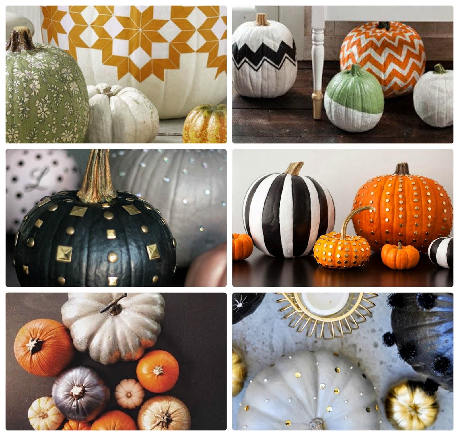 ladymaryan calabazas decoradas para halloween