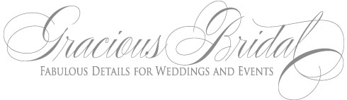 Gracious Bridal Wedding Blog