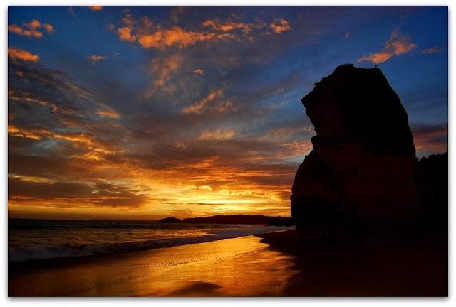Portugalia - wybrzeże Algarve