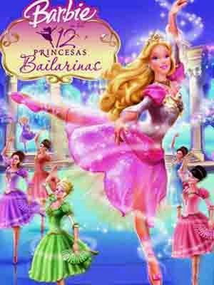 Barbie: y las 12 princesas bailarinas (2006)