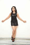Swathi Dixit Glamorous Photos in Black-thumbnail-5