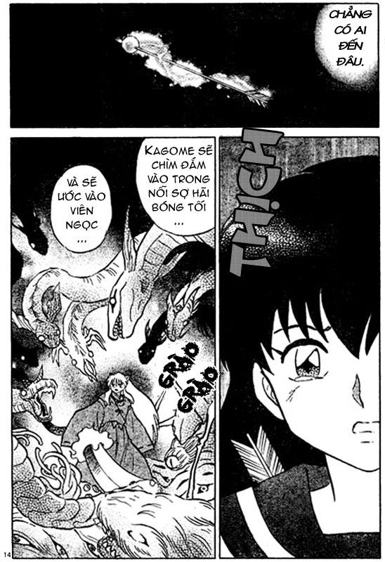 Inuyasha-Khuyển Dạ Xoa-Bản Đẹp chap 522 Trang 15