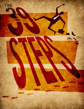 """Theatre Review   """"The 39 Steps"""""""
