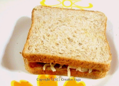 how to make bombay sandwich