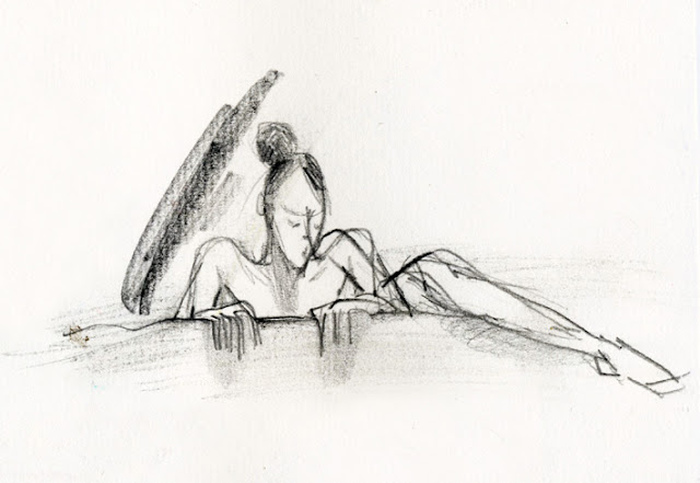 Michelangelo Buonarroti illustrazione