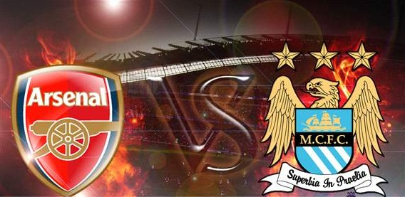 Jadwal & Prediksi Arsenal vs Manchester City: FA Community Shield 2014