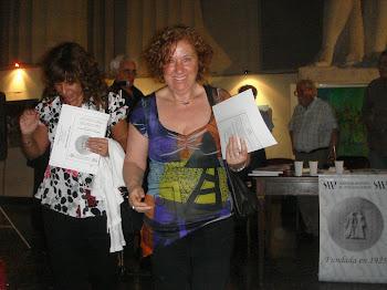 Fui seleccionada en la exposición colectiva realizada por SAAP en la Facultad de Derecho
