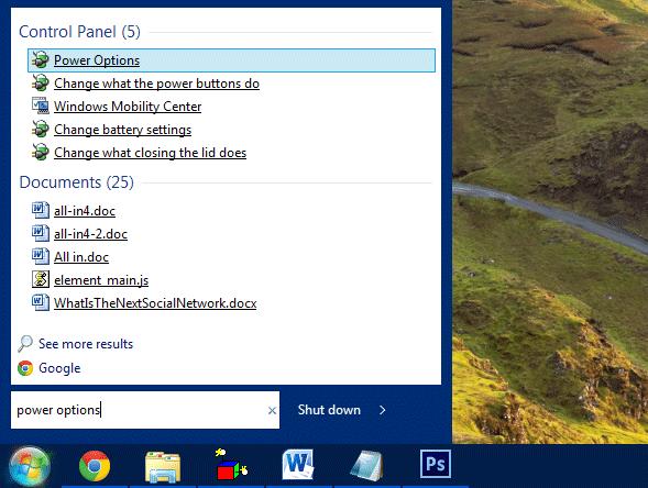 Cara Mendapat Peringatan Saat Baterai Laptop Anda Low atau Full