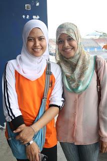 Puan Aerma Sports Day SIGSJB 2012