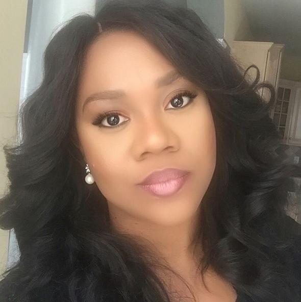 Stella Damasus is angry with peeps that mocked Steve Harvey's big mistake at the Miss Universe grand finale