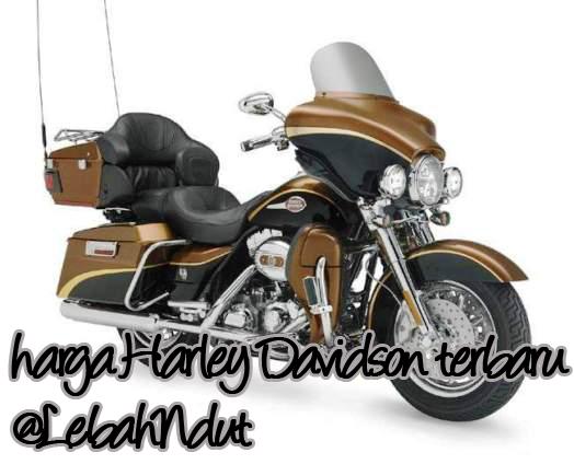 Daftar Harga Motor Harley Davidson Terbaru Terlengkap Terkini