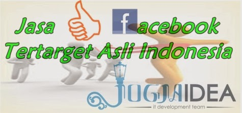 Jasa Like Facebook Tertarget Asli Indonesia