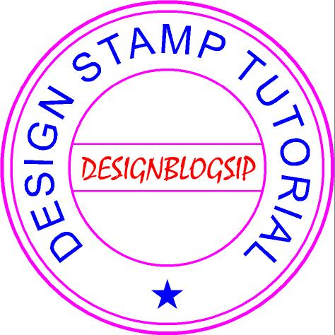 Tutorial Design Your Stamp Using Freehand