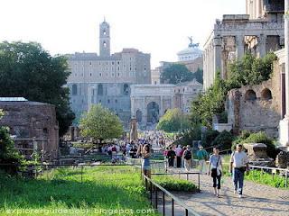 Roman Forum, Roma