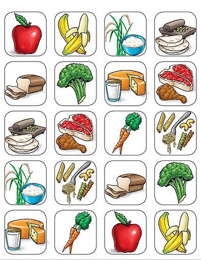Imagen de comida para imprimir imagenes y dibujos para for Comidas con d