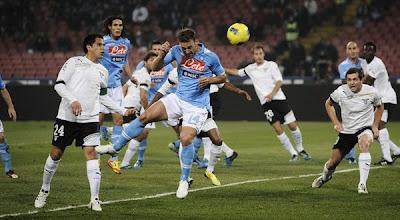 Napoli 0 - 0 Lazio (2)