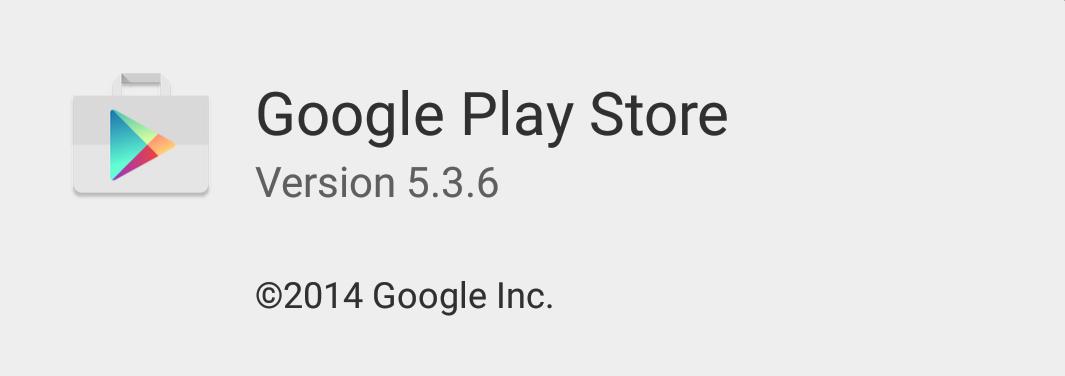 Aplikasi Google Play Store Android Terbaru | Play Store 5.3.6 Apk
