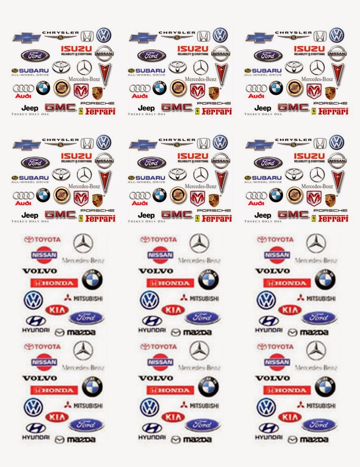 List Of Car Brands And Logos >> Car Brands