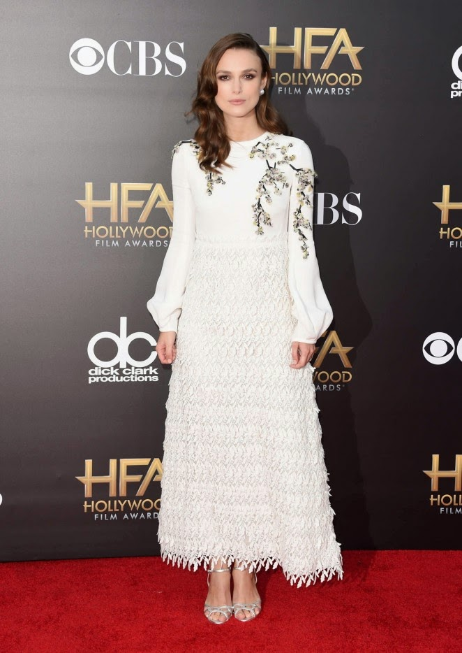 Keira Knightley – 18th Annual Hollywood Film Awards in Hollywood