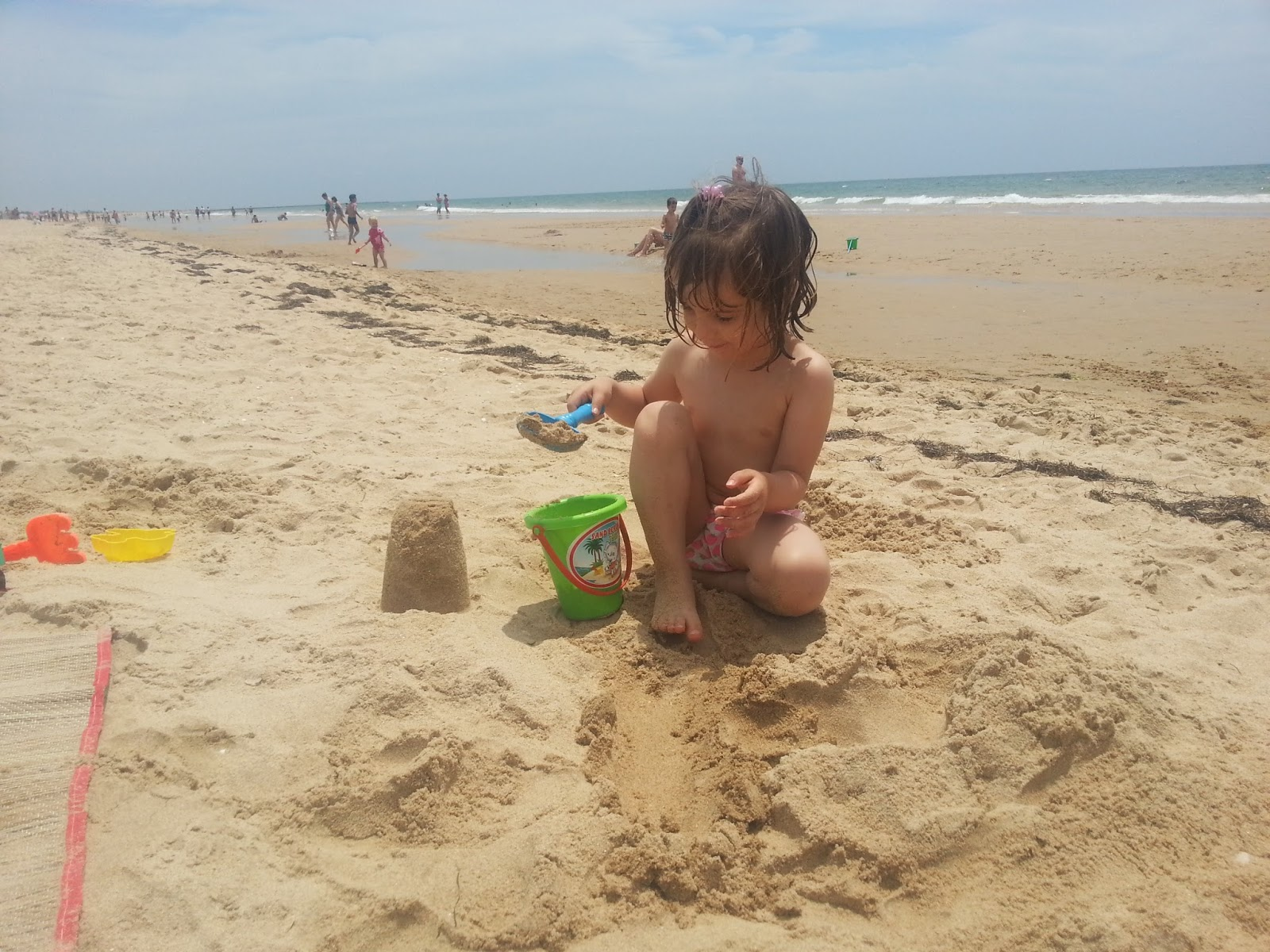 Escapada a la playa