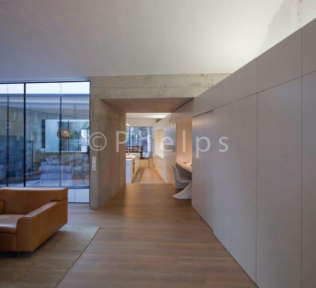 Haus S., Steyr Arch. Michael Schrökenfuchs - Foto Andrew Phelps