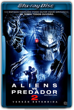 Alien vs. Predador 2 Torrent dublado