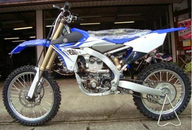 Gambar Yamaha Yz250F