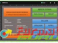 Download File Aplikasi Absen Peserta Didik Persiapan Untuk Semester II Tahun Pelajaran 2015 - 2016