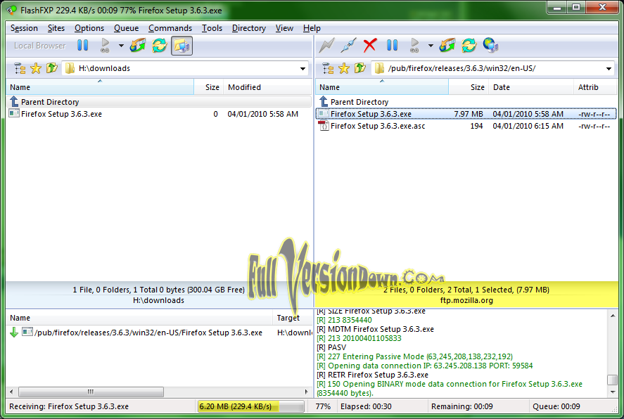 Download FlashFXP Full Version
