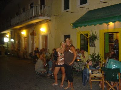 Pelekas Corfù  bar Zanzibar