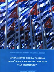 Lineamientos de la Poltica Econmica y Social del Partido Comunista de Cuba y la Revolucin