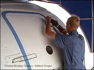 Detailing Air Force One