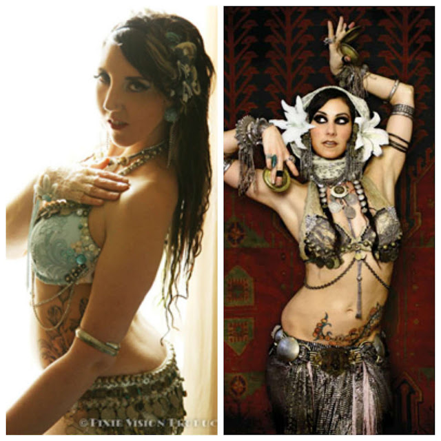Playlist music for tribal fusion bellydance