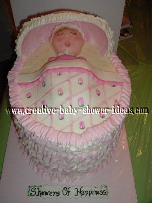 Bassinet Cake3