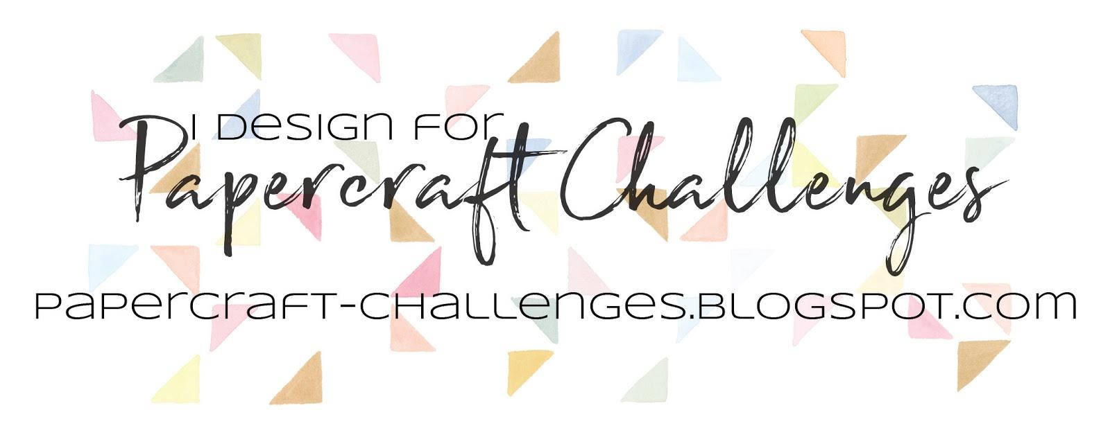 Papercraft Challenge Designteam