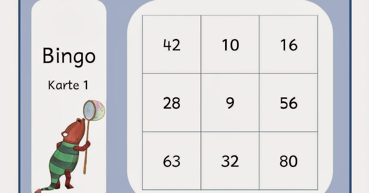 reif f252r die ferien mompitz bingo zum 1x1