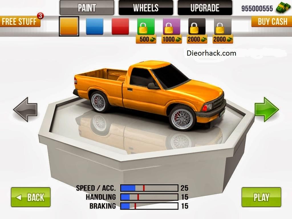 Hack] Traffic Racer Unlimited Cash v1.6