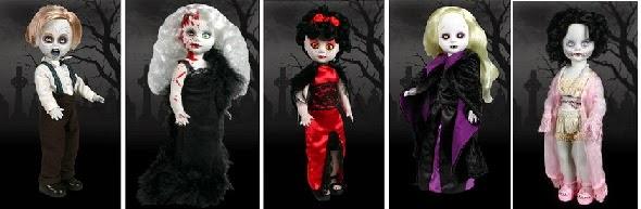 Living Dead Dolls Series 5