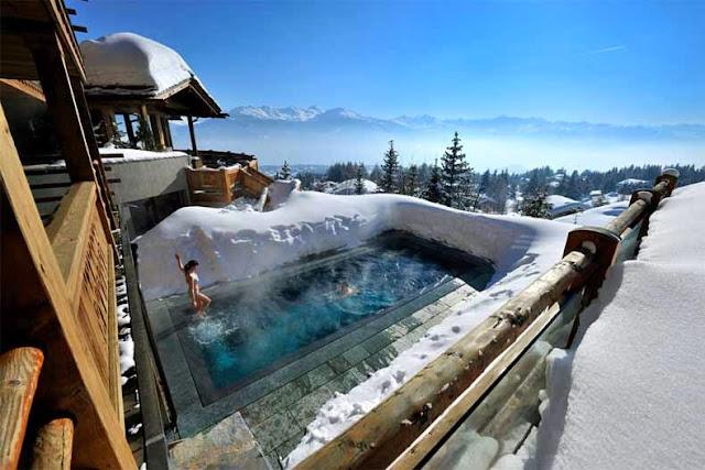 Asombrosas piscinas que necesitas saltar antes de morir