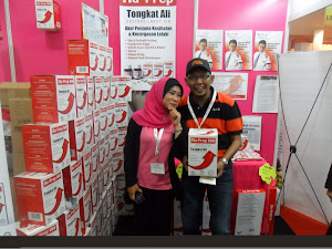 Tongakat Ali Nu-Prep 100, HalFest 2011 PWTC bersama VIP