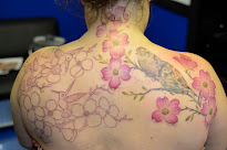 My Back Piece: Another Shot