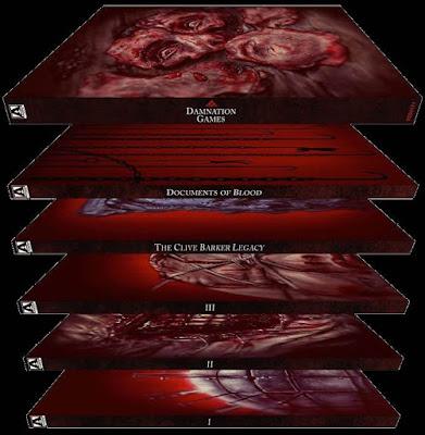 Hellraiser: The Scarlet Box Blu-ray Arrow Video