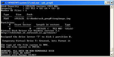 Cara Install Windows XP dengan Flashdisk