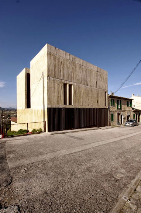 Casa Can Joan Jaume - TEd'A arquitectes