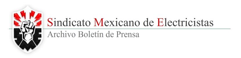 Boletines de Prensa