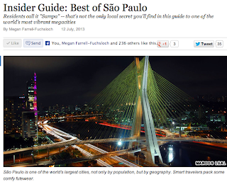 CNN Insider Guide to Sao Paulo