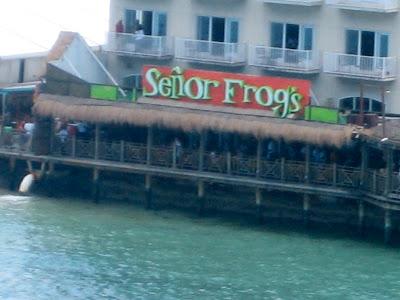 Senor Frogs Nassau
