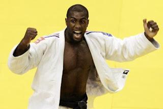 JUDO-Teddy Riner el mejor judoka